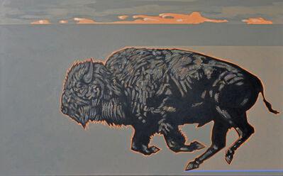 """Nocona Burgess, '""""Wichita Bison""""', 2019"""