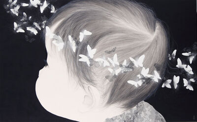 Karin IWABUCHI, 'loop of the butterfly #2', 2015