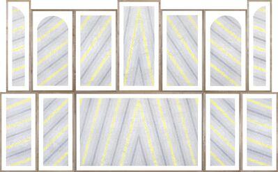 Samuel Stabler, 'Untitled (The Ghent Altar Piece)', 2013