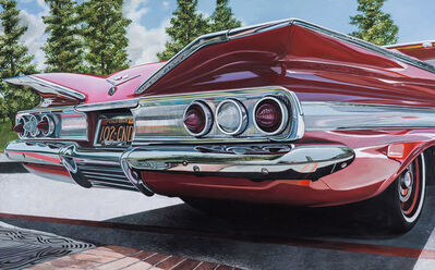Cheryl Kelley, 'Red Impala', 2016