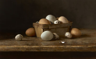 Sarah Lamb, 'Quail and Chicken Eggs', 2016