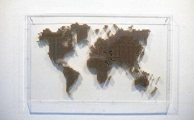 ±MaisMenos±, 'War Map', 2013