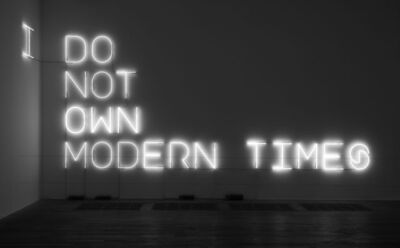 Pierre Huyghe, 'I Do Not Own Modern Times', 2006