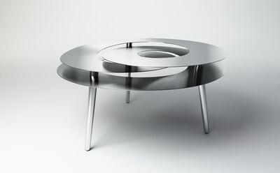 Janne Kyttanen, 'Rollercoaster Large Table (Original)', 2014