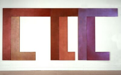 David Novros, 'Untitled', 1967