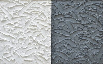 James Hayward, 'Abstract Diptych #7', 2011