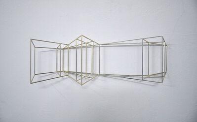 Paolo Cavinato, 'wing #1 (Silver)', 2016