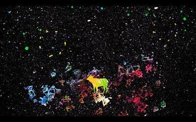 Takahiro Hayakawa, 'Gods of Moon, Stars, Sun and Sakura', 2020