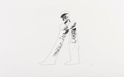 David Hockney, 'Man', 1964
