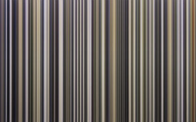 Yagiz Özgen, '400 Stripes as [Untitled#1(Lavender Mist)]', 2013