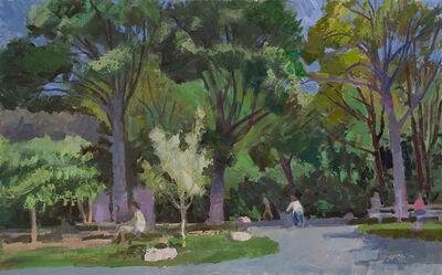 Tony Serio, 'Summer Park Landscape', 2019