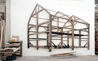 Ron van der Ende, 'Barn Raising', 2014