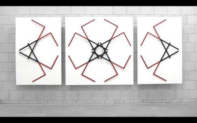 Willem van Weeghel, 'Dynamic Structure 101110', 2010-2013