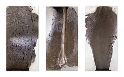 Teresa Pereda, 'Eruption series. Alluvial drawings', 2013