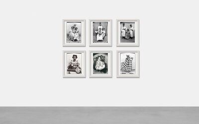 Seydou Keïta, 'Untitled', 1949-51/1998