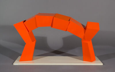 James Rosati, 'BIG RED (MAQUETTE)', 1963