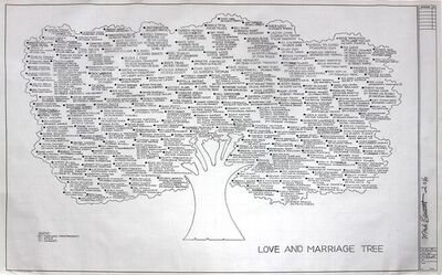 Mark Bennett, 'Love and Marriage Tree', 2016