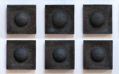 Shizue Imai, 'Eclipse Wall Plaques', 2015