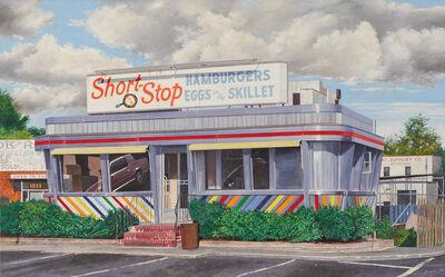 John Baeder, 'Short Stop (Bloomfield NJ)', 2006