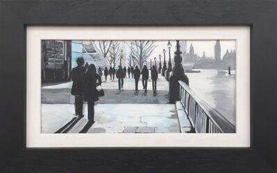 Angela Wakefield, 'Victoria Embankment, London II', ca. 2017