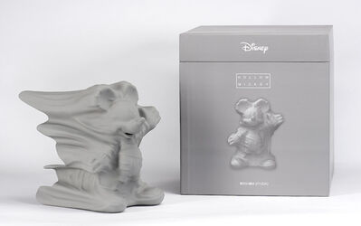 Daniel Arsham, 'Hollow Mickey (Grey)', 2020