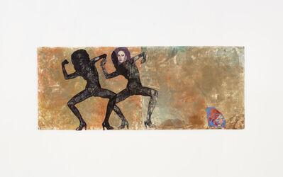 Nancy Spero, 'Two Step', 1996