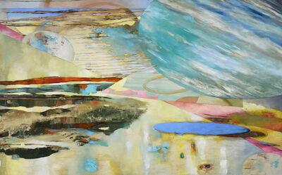 Margaret Lazzari, 'Five Horizons', 2015