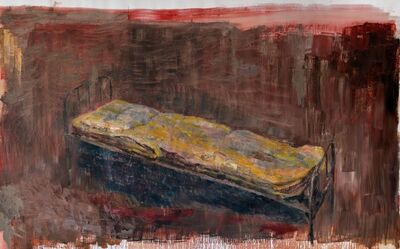 Bogdan Vladuta, ' Bed 1', 2015