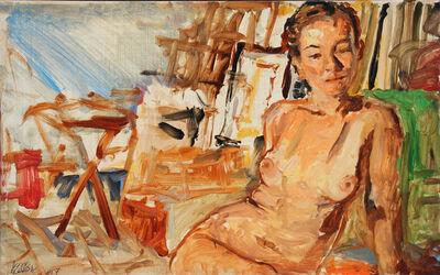 Fernando Aceves Humana, 'Sin titulo (desnudo)', 2017