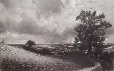 John Constable, 'Noon', 1855
