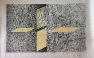 David Lamelas, 'Sliding Plate', 1987