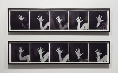 Robert Kinmont, 'This is my Hand  ', 1970