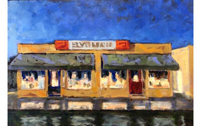 Joan Griswold, 'Ely's', 2019