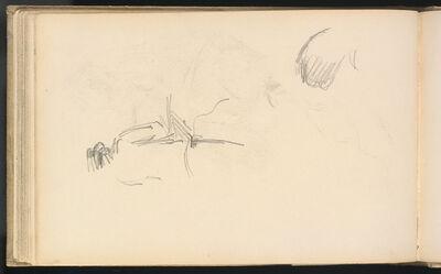 Paul Cézanne, 'A Man seen from Behind', 1880/1883