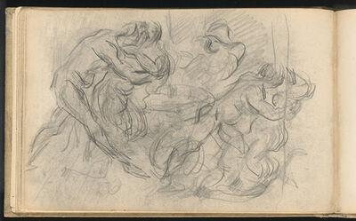 Paul Cézanne, 'Carnival Scene', 1885/1888