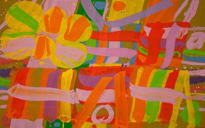 Albert Irvin RA, 'Garden', 1987