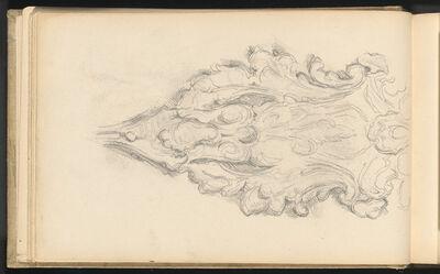 Paul Cézanne, 'Study of a Decorative Ornament', 1879/1882
