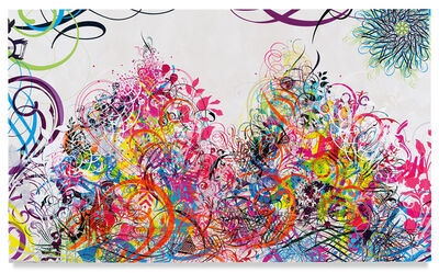 Ryan McGinness, 'Mindscape 67', 2019