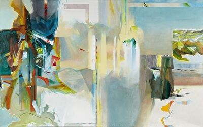 Mark Krieger, 'Chariot of Fire'