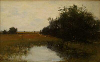 Charles Melville Dewey, 'Afternoon Shadows', ca. 1888