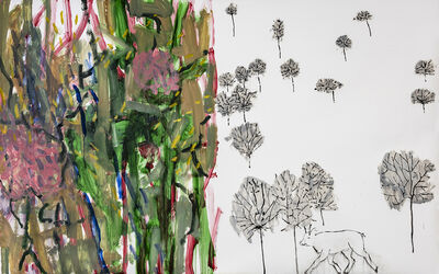 Mary Vernon, 'Summer and Winter', 2019