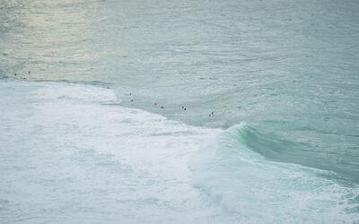 Jin-Woo Prensena, 'Sunset Swell, Kauai', 2017