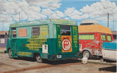 John Baeder, 'Pappy's Place, Nashville, TN', 1985