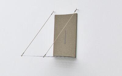 "Débora Bolsoni, 'Shelf with ""poteau""', 2017"