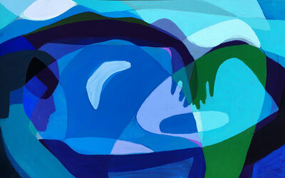 Sandy Litchfield, 'Being a Lake', 2020