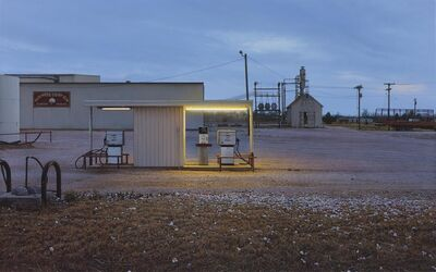 Rod Penner, 'Farmer's Co-op Gin / Anson, TX', 2012