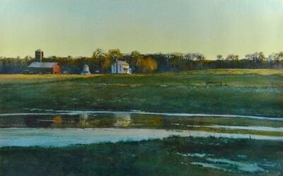 Thomas McNickle, 'Thawing Pond', N/A