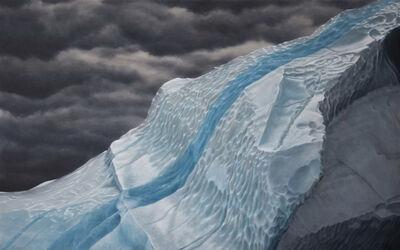 Lisa Lebofsky, 'Iceberg with Frozen Rainwater', 2014