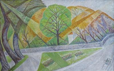 Marie Vorobieff Marevna, 'Castlebar Road, Ealing', 1976