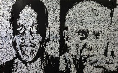 """Jonas """"SUN7"""" Bournat, 'Picasso Baby', 2013"""